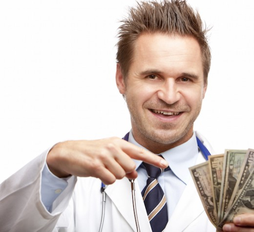 Bonuses: a nice perk to physician salaries